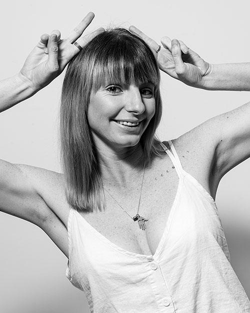 Kate Hilson - Graphic Design Teacher