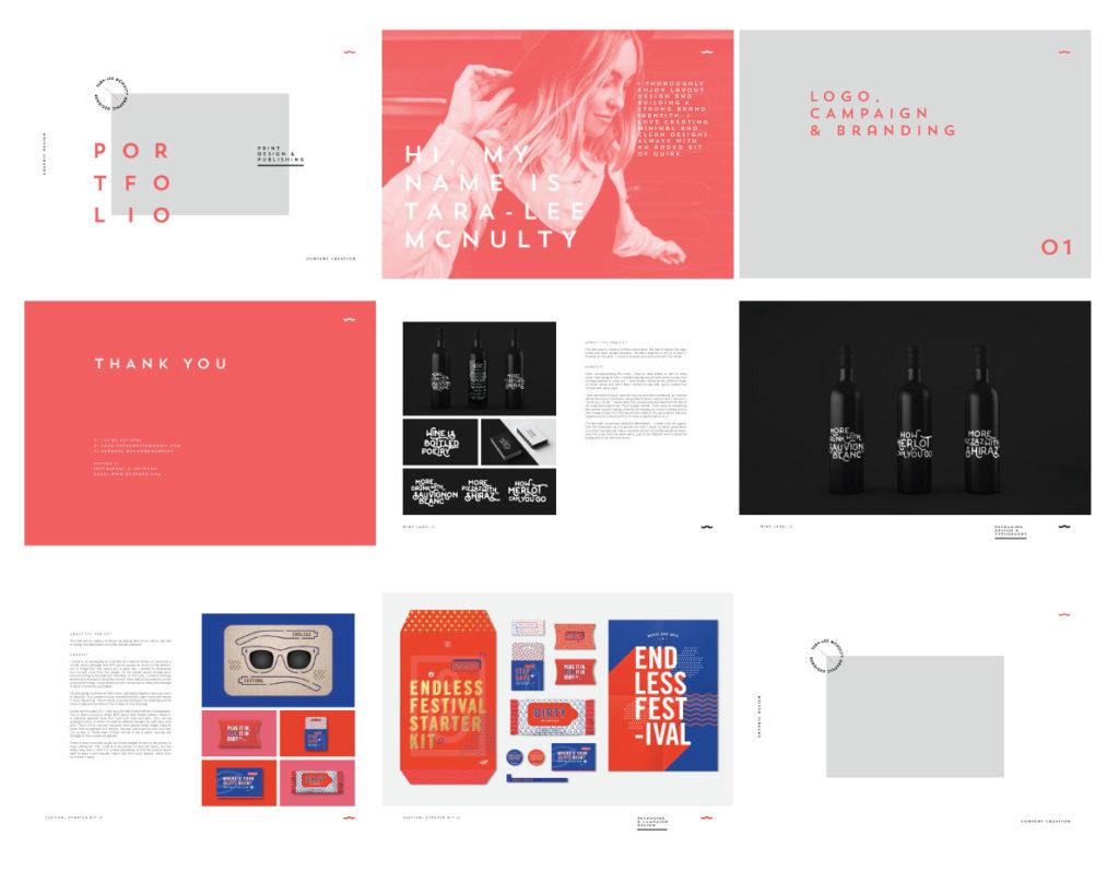 Adobe Suite Graphic Design Portfolio Builder Course
